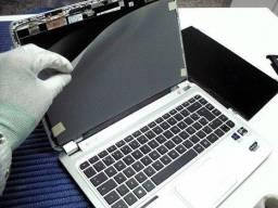 Veja:Troca de tela quebrada de notebooks e netbooks