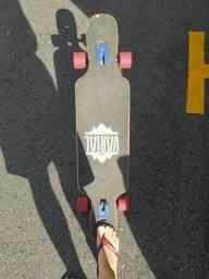 Skate longboard Varial troco por headset