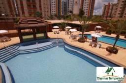 Apartamento mobiliado 2 quartos ampla área de lazer Condomínio Residencial Millenium