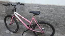 Bicicleta Feminina Houston Bristol Aro 24 Novinha
