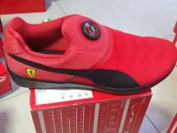 Tênis PUMA Disc Ferrari