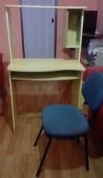 Rack com cadeira