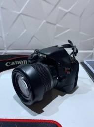 Câmera Canon T2i EM ATÉ 3X SEM JUROS