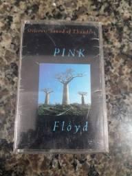 Fita cassete usada Pink Floyd delicate sound of thunder vol 2