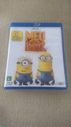 DVD Blu-ray Meu Malvado Favorito 2