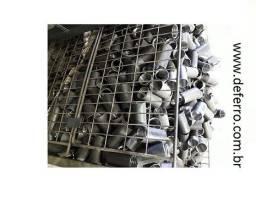 Incerto Rosca p Escora de Ferro Regulavel