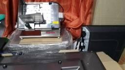 Fatiador De Frios Bm-06 Nr Semi Automatico Inox Lamina 200 Bivolt - Bermar