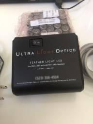 Fotóforo Regular Ultra Light Optics Com 2 Baterias