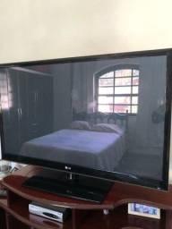 TV LG 50? retirada de peça