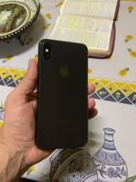 iPhone XS Max semi-zero.