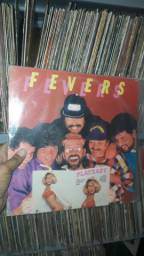 Lps  The Fevers R$ 10 CADA