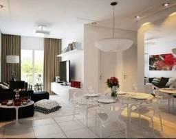 Apartamento porteira fechada no Eusébio - cod 030
