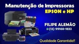 Impressora Epson (Manutenção)