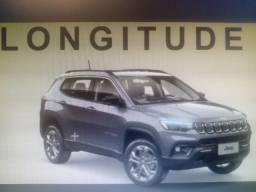 Novo Jeep Compass Longitude turbodiesel 2022 para PCD, PJ ou produtor Rural