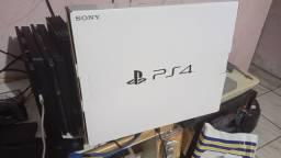 PS4 novo com mais de 25 jogos digitais