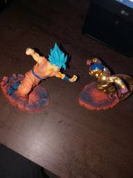 GOKU SSJ BLUE E GOLDEN FREEZA.