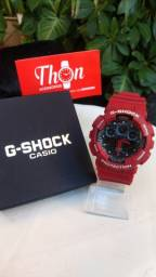 Vendo Relógio Vermelho G-Shock Premium