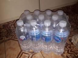 Água com gás e sem gás