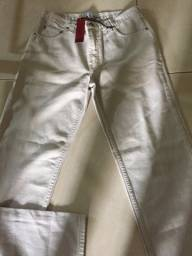 Calça jeans masculina original Nova