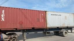 Container carga seca