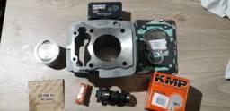 Kit 4mm + comando 315graus pra cg150