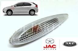 Pisca Seta Paralama Lanterna Jac J3 2010 até 2013 - Peça Nova