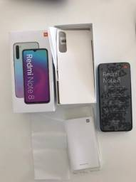Xiaomi Redmi Note 8 (Celular em Unai/MG)