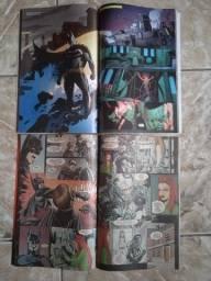 Revistas do batman