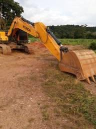 Escavadeira 220