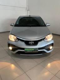 Toyota Etios SD XS 1.5 2018
