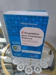 Livro A Gramática Para Concursos Públicos - Fernando Pestana. 3º Edição.