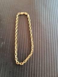 Pulseira de ouro 18k