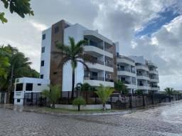 Apartamento em Tabatinga com 2 quartos, elevador e área de lazer com piscina.