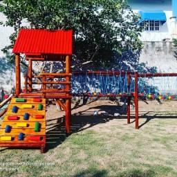 Playground duas pontes