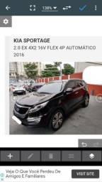 sportage 2016 ex com teto solar TOP DE LINHA whatsapp 21.98003.2025