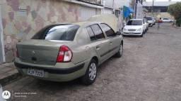 Clio Sedam 4p top de mais e o preço melhor ainda.