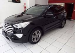 Revisado  Hyundai grand Santa fé 3.3 2014