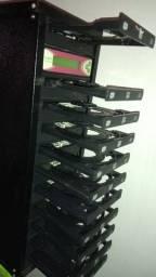 Máquina copiadora de CD e DVD