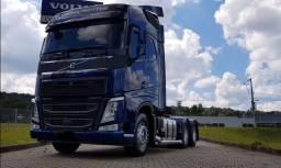 Volvo FH 540 - Ano 2017 - Só Cavalo - Azul