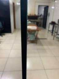 Placas de Vidro Temperado  1,00m x 2,50m