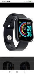 Relógio D20, y68 smartwatch