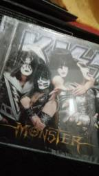 Cd Banda KISS Monster