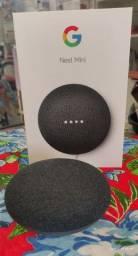 Presente o seu Pai Nest mini Google