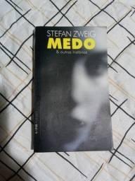 Livro Medo e outras histórias