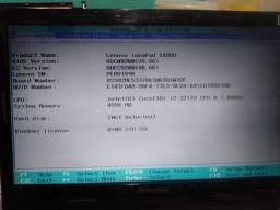 Placa mãe notebook Lenovo