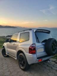 Pajero Full série limitada Dakar(raríssima)