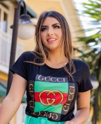 Blusinhas T-shirts Manga Curta Kit Para Atacado