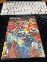 Mega man X8 ps2