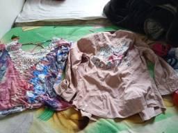 Lote de roupa