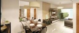 Casa nova com 64m² de área construída e 125m² de terreno - Uberlândia/MG